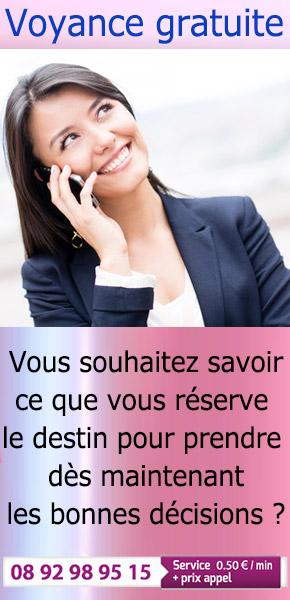 voyance gratuite par téléphone